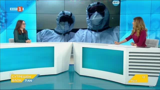 Лекарите и битката срещу COVID-19