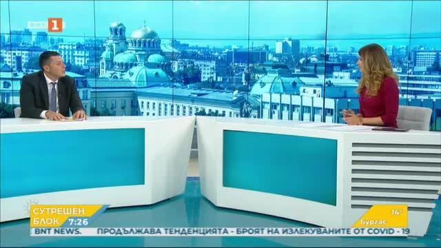 Стефан Бурджев: БСП е изключително важен политически фактор