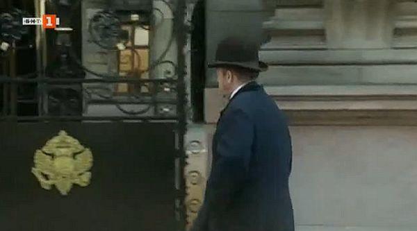 Тайният агент