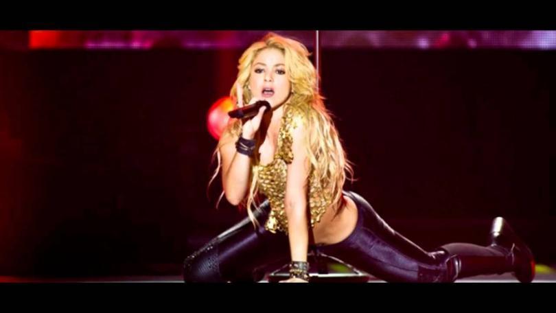 Шакира се яви в съда по обвинение за укриване на данъци