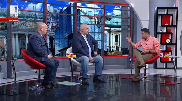 Парламентарни дуели - Маноил Манев от ГЕРБ и Александър Симов от БСП