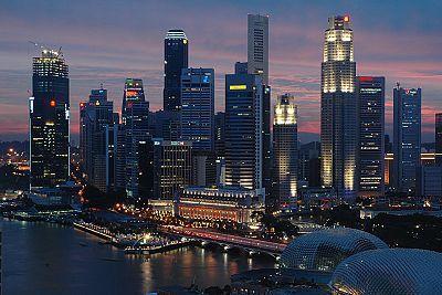 Сингапур - градът на лъва