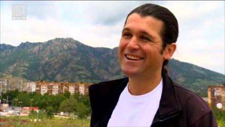 Интервю с Атанас Скатов - първият веган, стъпил на Еверест