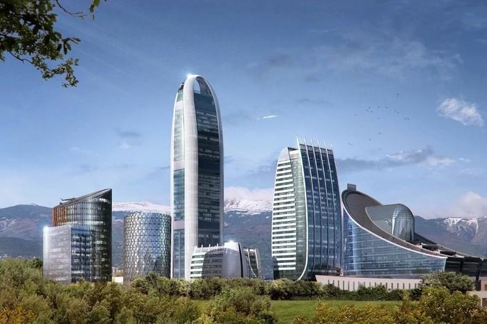 Как ще се промени София и къде ще могат да се строят небостъргачи