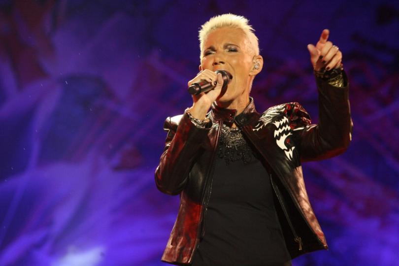 Разделихме се с вокалистката на Роксет Мари Фредриксон