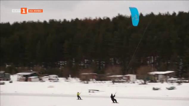 Сноукайт - с крило по снега