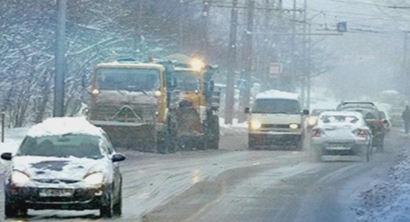 В готовност ли са пътищата за предстоящите обилни снеговалежи?