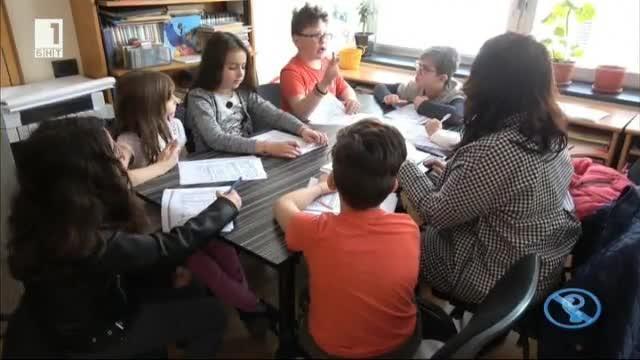 Извънкласни занимания за деца с увреден слух