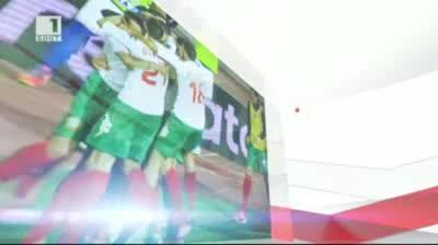 Спортна емисия - 20:40, 30 май 2013