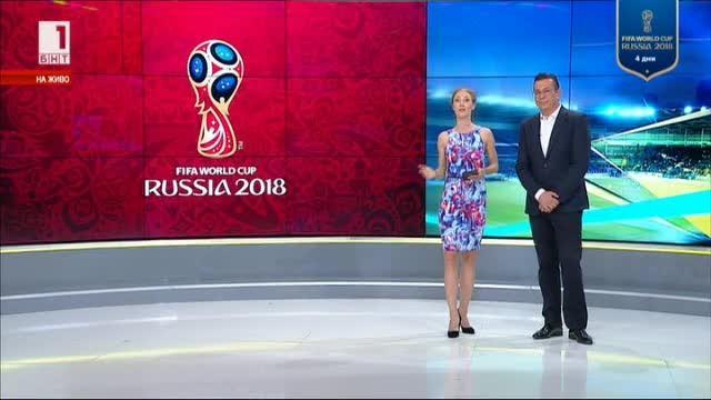 Спортна треска - 10.06.2018