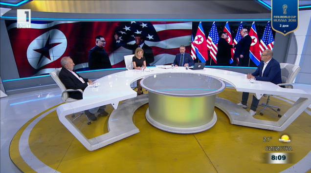 За какво ще се договорят САЩ и Северна Корея