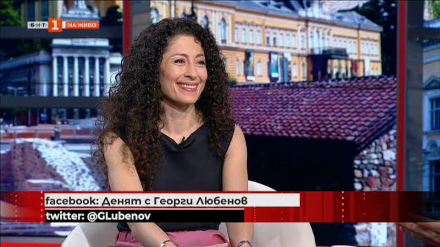 Саня Армутлиева: По-голямата мечта е да прескочим границите на България
