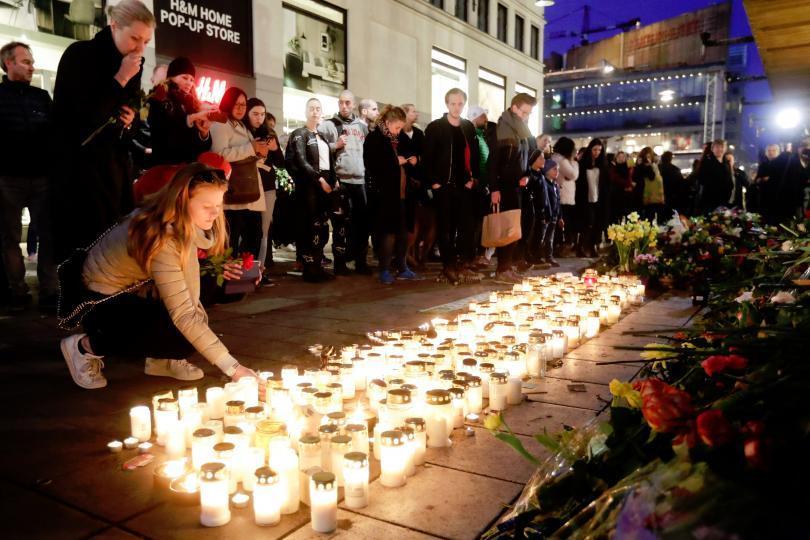 Арестуваният за атентата в Стокхолм е трябвало да бъде депортиран