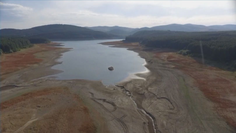 Насред водната криза - гостува министър Нено Димов