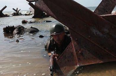 Да оцелееш при десант в Нормандия