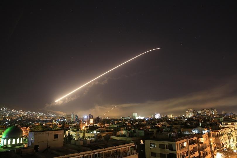 Сценарии след удара в Сирия