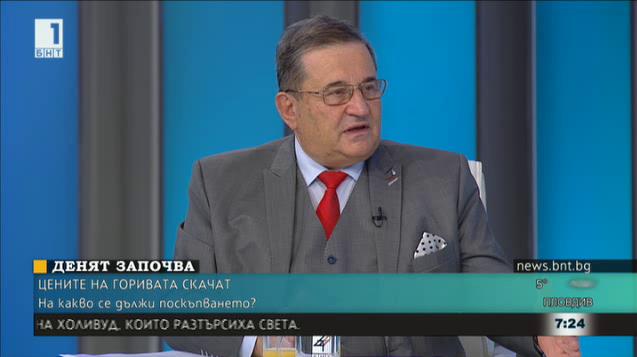 Проф. Атанас Тасев: Цената на петрола няма да пробие 70 долара за барел