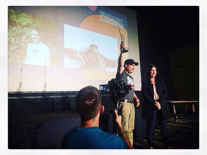 Milko Lazarovs film Aga wins new international prize