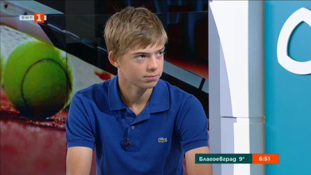 Пьотр Несторов - следващата голяма тенис надежда