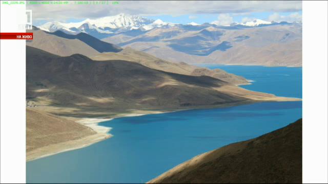 Румен Овчаров след духовно пречистване в Тибет (снимки)