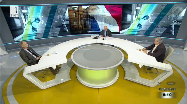 Изборът на Франция – коментар на проф. Ивайло Дичев и Тони Николов