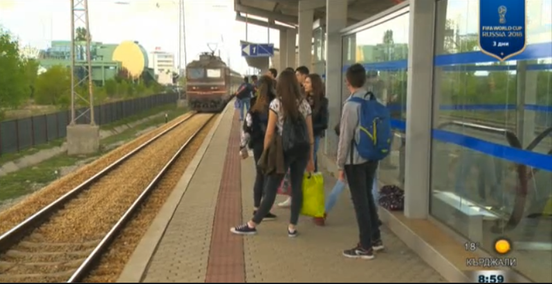 First high-speed railway in Bulgaria edges closer to reality