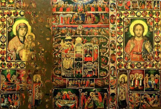 Магията на българския иконостас