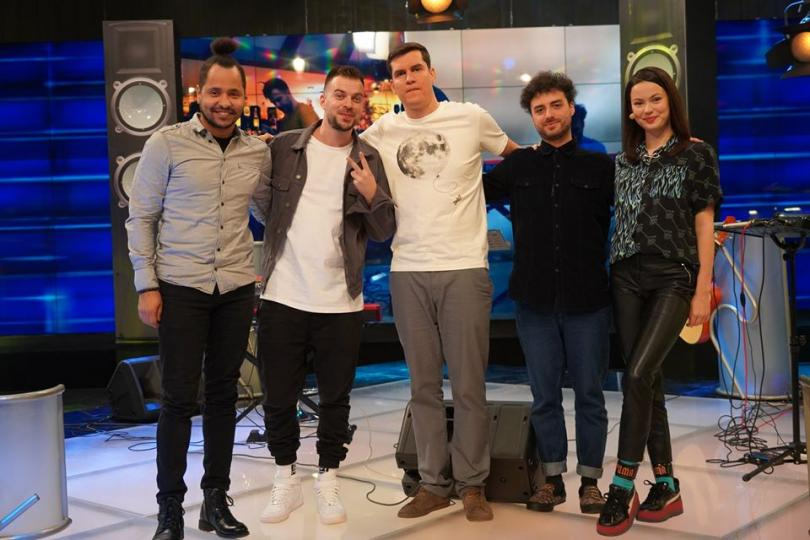 снимка 2 Група Кикимора, Мария Илиева, Клавекспириънс и Вензи