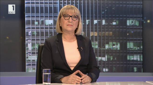 Цецка Цачева: Нужно е да лекуваме обществото и държавата от корупцията