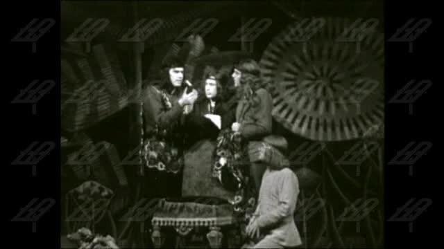 """Златен фонд: Леон Даниел поставя """"Напразни усилия на любовта"""", 1975 година"""