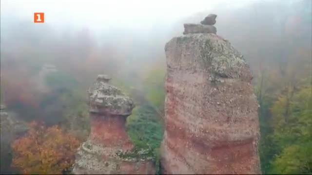 Белоградчик и околностите: скалите, пещери, езера