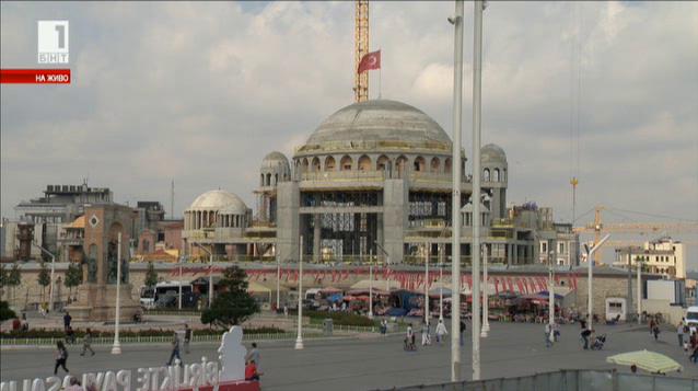 Двата свята на Турция