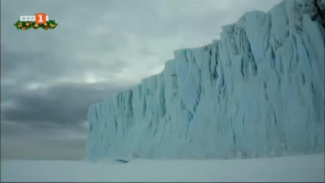 Леденият континент Антарктида