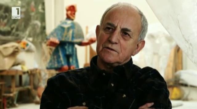 Умно село – 1 февруари 2014: Скулпторът Павел Койчев
