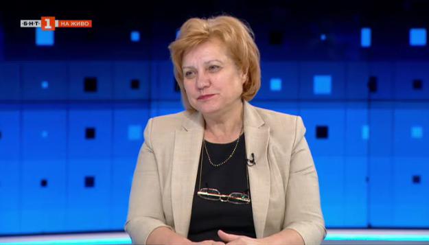 М. Стоянова: Държавата ще поеме 60% от заплатите и осигуровките на работниците