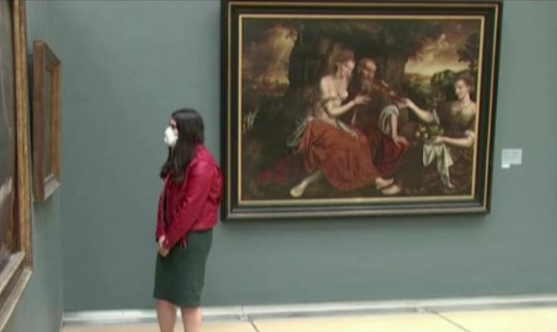 Кралските музеи за изящните изкуства в Белгия отвориха врати