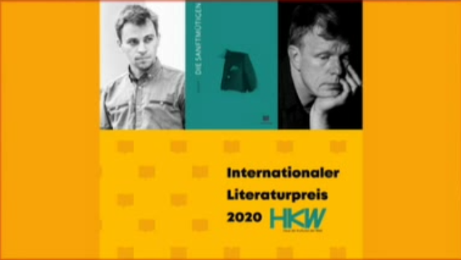 Ангел Игов с престижна немска литературна награда