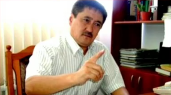 Недотам великите режисьори: Еркин Ракишев