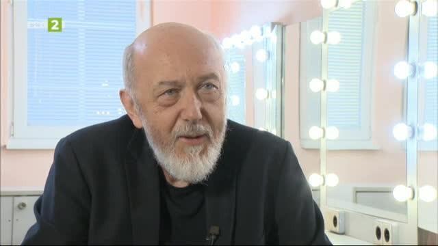 В близък план: Стоян Алексиев