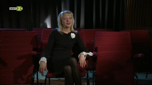 В близък план - Силвия Томова