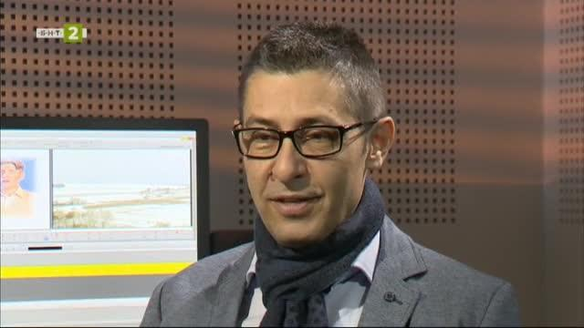 В близък план: Даниел Спасов