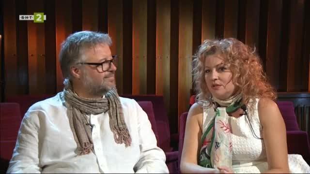 В близък план: Гергана Димитрова и Костадин Генчев