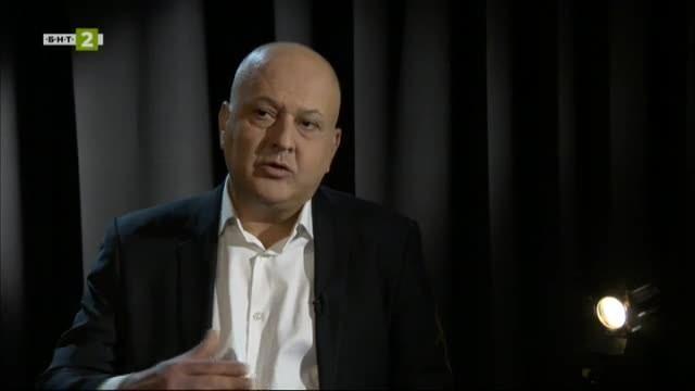 В близък план - Стефан Рядков