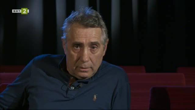 В близък план - Валентин Танев