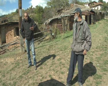 В кадър - 4 ноември 2013: Притихнали огнища в забравени села