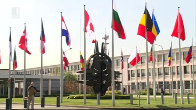 В кадър - 14 април 2014: 10 години България в НАТО