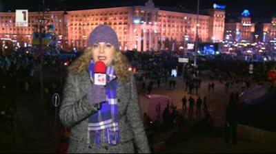 В кадър - 16 декември 2013: Евромайдан - Киев2013
