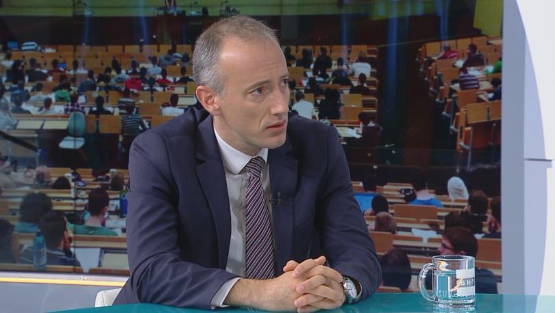 Красимир Вълчев: Целта ни е да има 20% увеличение за всички учители