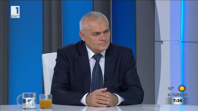 Валентин Радев: Предвидена е обществена поръчка за телефон 112