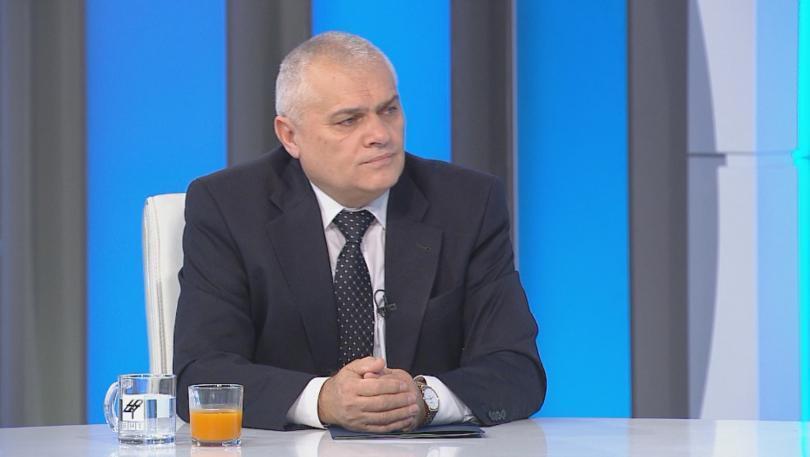 Сигурност и политика - министър Валентин Радев